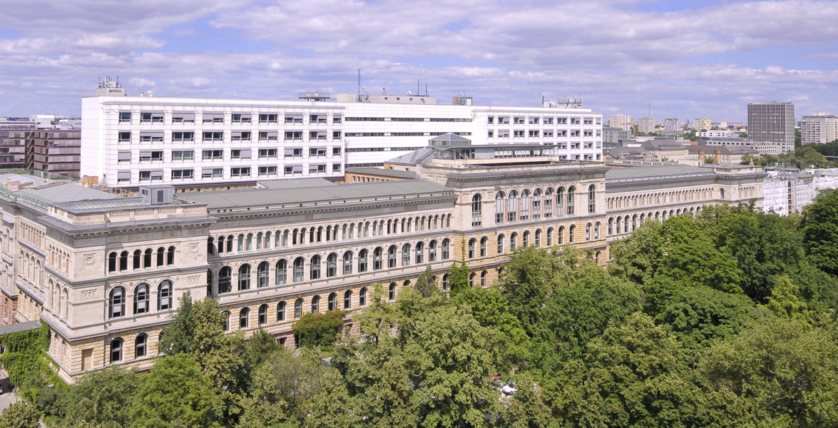 Technische universit t berlin studieren in berlin for Technische universitat berlin architektur